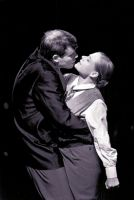 Hans Lydman (Graf), Sabine Goetz (Susanna) © Frank Heller