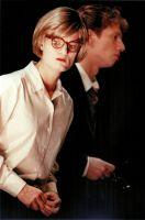 Sibylle Fischer (Marzelline), Jaroslaw Sielicki (Don Bartolo) © Frank Heller