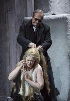 Nancy Weissbach (Brünnhilde), Michael Kupfer-Radecky (Wotan) © Stephan Walzl